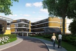Appartementen Noordse bosje te Hilversum